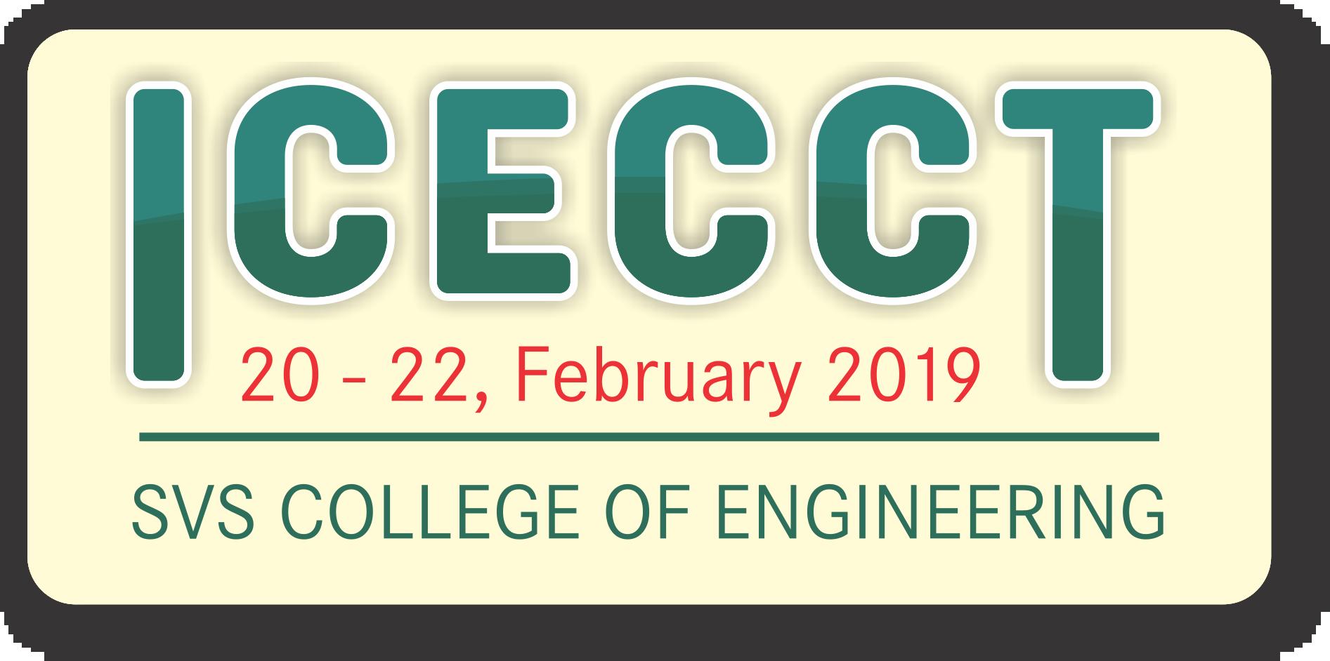 IEEE-ICECCT